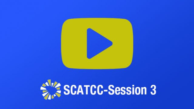 SCATCC Annual Conference Session 3