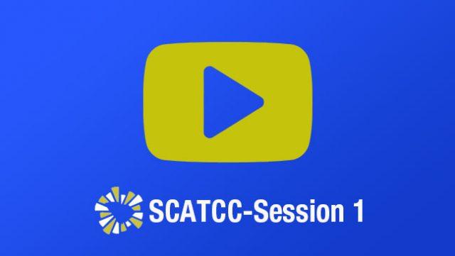 SCATCC Annual Conference Session 1